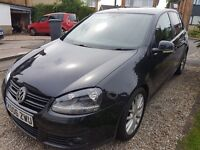 VW 2.0 140 GT Golf 5dr