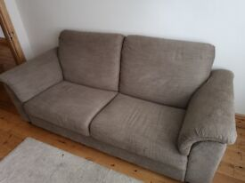 Selling our 3 seater sofa from Ikea