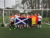 GLASGOW FOOTBALL - GET FIT AND HAVE FUN WITH FOOTBALL!