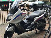 LOW MILAGE!!! BMW C600 Sport! Not Yamaha, Vespa, Piaggio, Honda!