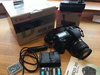 Canon 20d Dslr. Excellent condition
