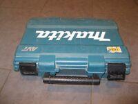 Makita hammer drill, HR2611F AV, 110V, SDS+ in used condition