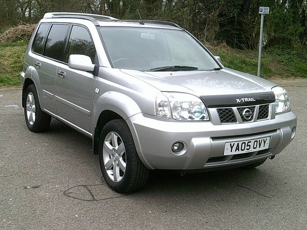 nissan x trail diesel 4x4 2005 in blackwood caerphilly gumtree. Black Bedroom Furniture Sets. Home Design Ideas