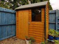 4x6 Garden Shed