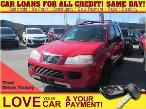 2006 Saturn VUE 4 CYL * FRESH TRADE * AS IS