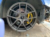 Brand new AVA Memphis alloy wheels 18inch 5x112 vw audi seat skoda mercedes