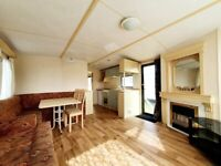 Rent to buy £249 per month , 3 bedroom static caravan on the Isle of Sheppey
