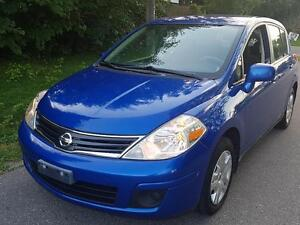 2010 Nissan Versa 1.8 S AUTO,GA$$AVER LOW KMS WELL MAINTAINED$59