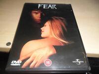 FEAR REGION 2 DVD