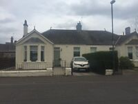 Corstorphine - beautiful 2 bed semi- detached bungalow