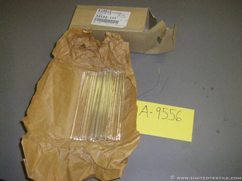KIMAX GLASS STIR RODS A-9556