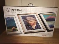 MEURAL Canvas/Digital - Leonora White