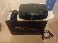 Optoma HD131XE 1080p 3D gaming/tv/pc projector