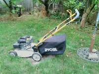 Ryobi 140cc petrol mower