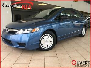 2010 Honda Civic DX-G 57799KM! A/C CRUISE GR.ELECT 1PROPRIO