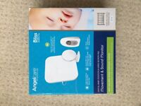 AngelCare AC115 baby movement monitor with sound - brand new
