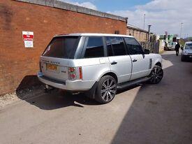 Range Rover TD6 - Private Sale
