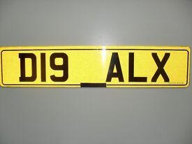 PRIVATE REG D19 ALX