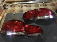 MK6 Golf Rear Tail Lights Genuine