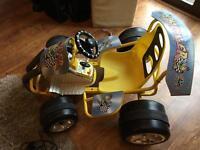 Child's Electric Go Kart