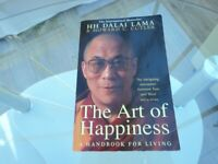 'The art of happiness' - Book - £2.