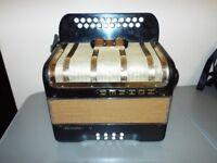 Hohner Primatona BC Tunning accordion £395