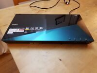 Sony Bluray set top box