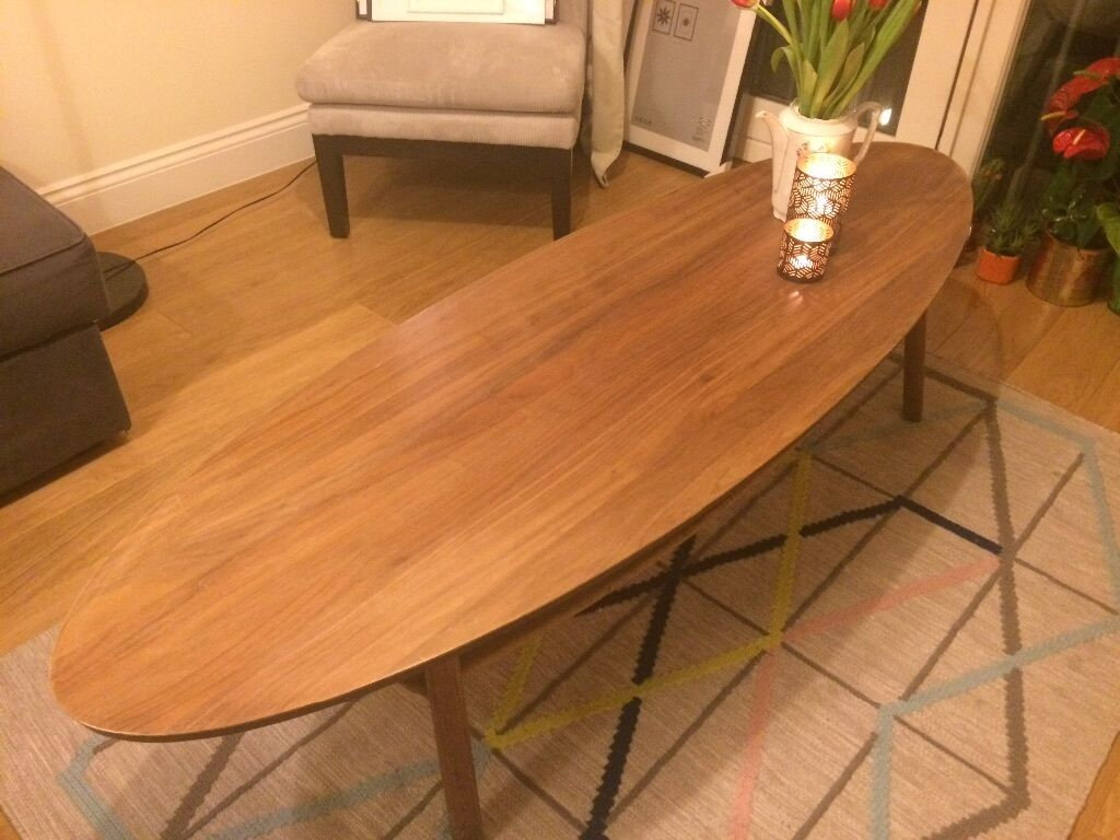 Ikea Stockholm Walnut Coffee Table