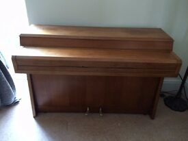 Kemble Minx Piano for sale. Very good condition, just need tuning and collecting