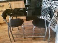 Small Kitchen Breakfast Table And Chairs