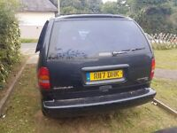 Chrysler voyager 2ltr no MOT