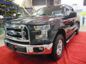 2015 Ford F-150 XLT 4X4 GROUPE REMORQUAGE+SIRIUS+MAGS