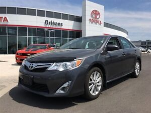 2012 Toyota Camry XLE/NAVIGATION PACKAGE