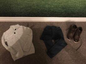 River island boys clothes bundle