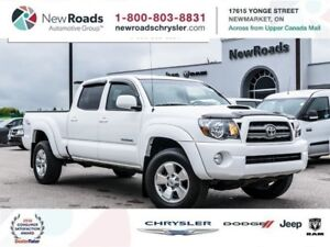 2010 Toyota Tacoma TRD SPORT|DOUBLE CAB| SUPER LOW KM !!