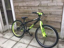 Fantastic value dirt jump bike