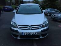 2005 VW GOLF PLUS 1.6