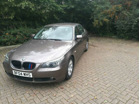BMW 5 Series 3.0 530i SE 4dr saloon 2004