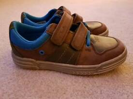 **New** Clarks Boys shoes UK 11G