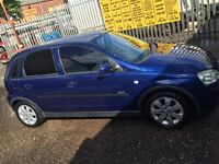 Vauxhall Corsa 1.2 SXI 5dr 2004 runs perfectly with 53k mileage!