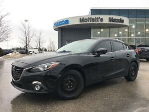 2014 Mazda Mazda3 GT-L GT LEATHER, SUNROOF, BACKUP CAM, 7 SCREEN