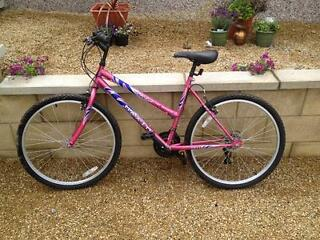 "Ladies bike for sale - ""Maxima Jazz"""