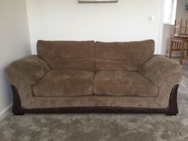 3 seater sofa and single chair from smoke-free home £250