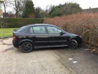 Vauxhall Astra 1.8 / 12 Months MOT