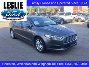 2014 Ford Fusion SE | Accident Free | Remote Start