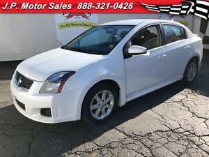 2012 Nissan Sentra 2.0 SR, Automatic, Heated Seats, Only 39,000k