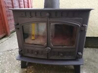 Hunter Hearald 14 boiler stove ,wood burner