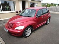Chrysler PT Cruiser CRD Diesel