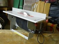 "Table Top 7"" Circular Saw"