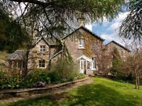 Housekeeper required for country house near Lindores